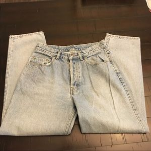 Gap Button-fly Jeans
